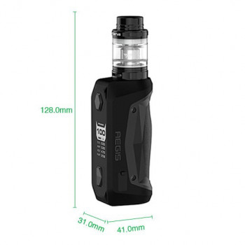 SMOK G-Priv Baby 85W mit TFV12 Baby Prince Luxe-Kit, Silber